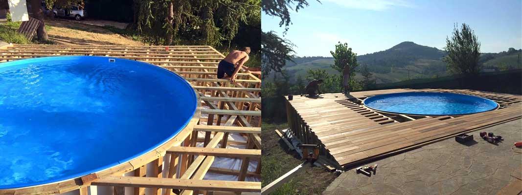 Fornitura posa in opera pavimenti in legno per esterni - Pavimenti da esterno in legno ...