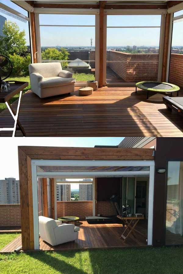 Divano Tavolino Integrato Pelland Free : Pavimento esterno giardino stunning pavimenti per esterni